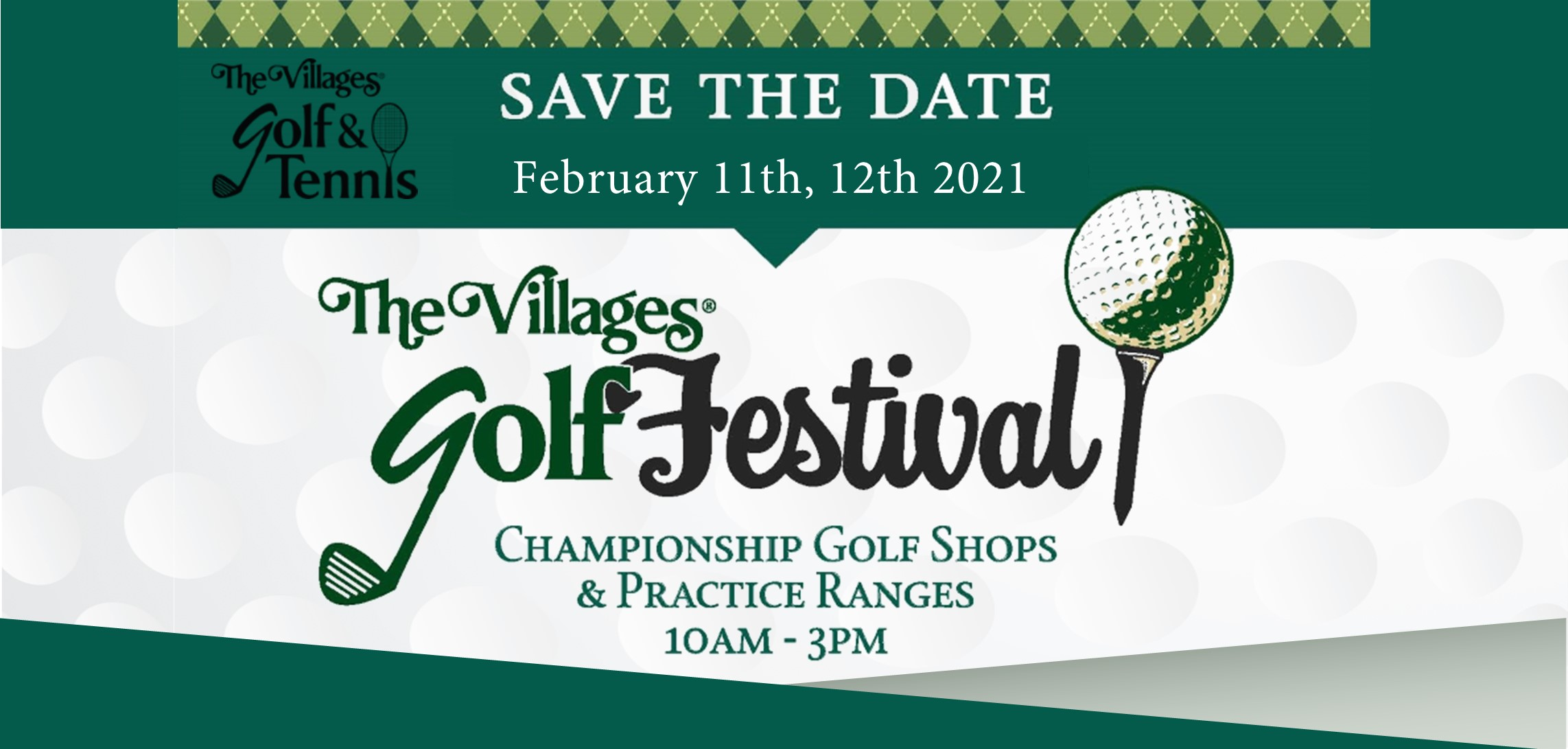 Golf Fest Coming Soon